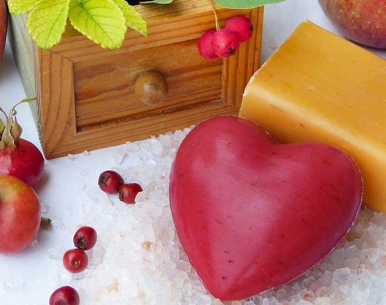 La frutta come prodotti di bellezza