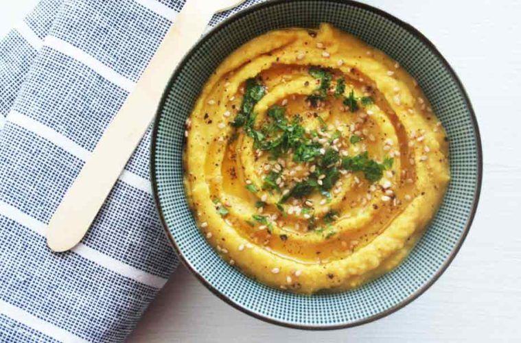 hummus di lenticchie rosse