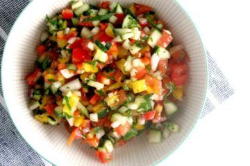 insalata israeliana