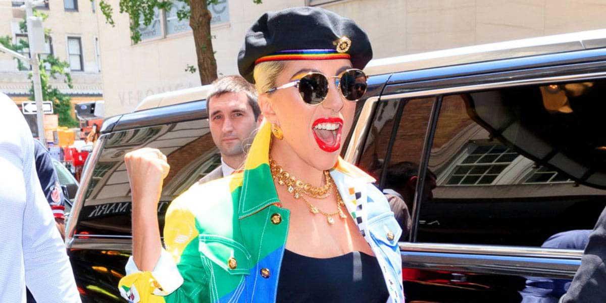 Stonewall Lady Gaga