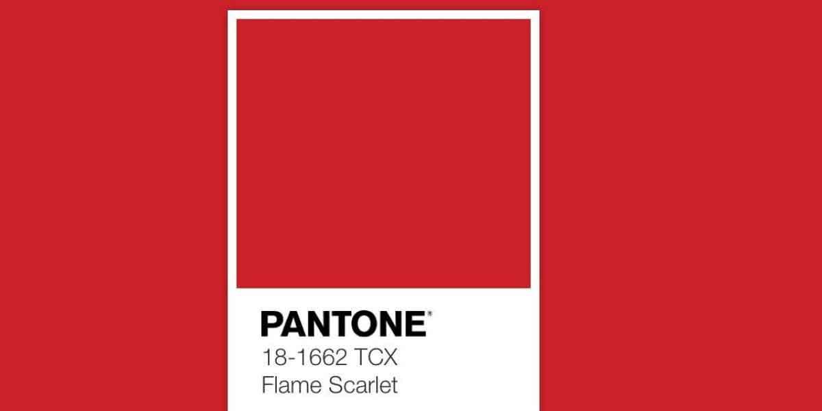 PANTONE 18-1662 TCX Flame Scarlet: il rosso vibrante e sensuale che conquista! - DonnaPress