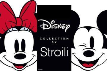 Logo della collezione disney di Stroili