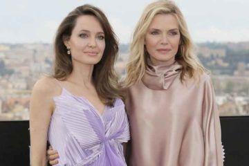 Angelina Jolie e Michelle Pfeiffer
