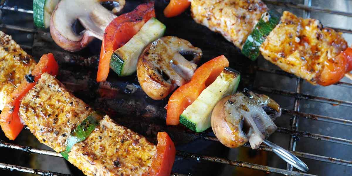 Spedini di polle e verdure in salsa di soia