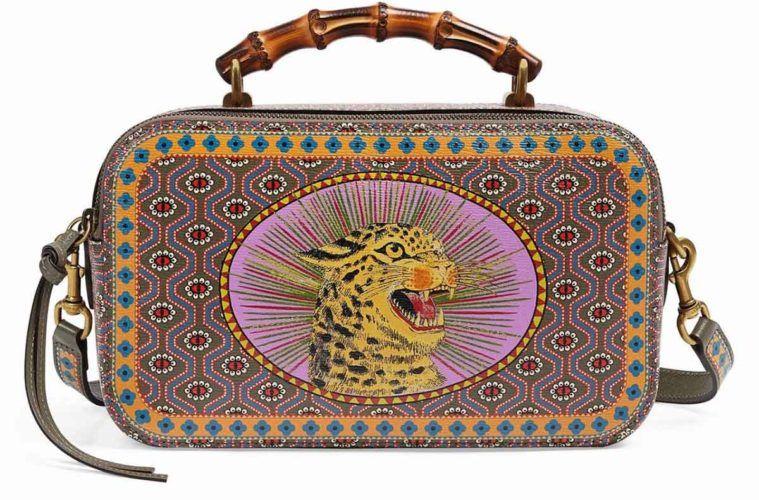 Borsa della collezione Gucci Garden Bestiaire