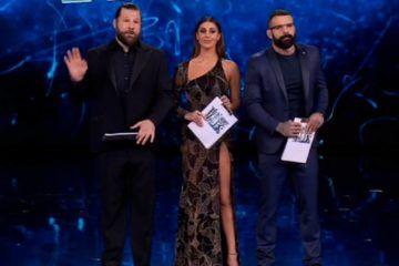 L'abito di Belen Rodriguez per la finale di Tu Si Que Vales