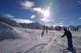 I benefici degli sci
