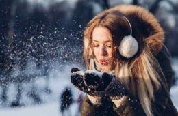 beauty routine invernale