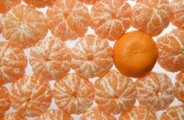 Le proprietà benefiche dei mandarini