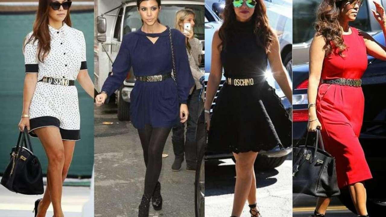 moda cintura da donna