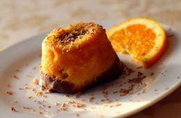 tortina all'arancia