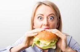 stress e cibo