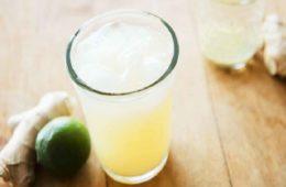 ginger ale fatto in casa