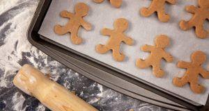 Biscotti allo zenzero, facili da preparare.