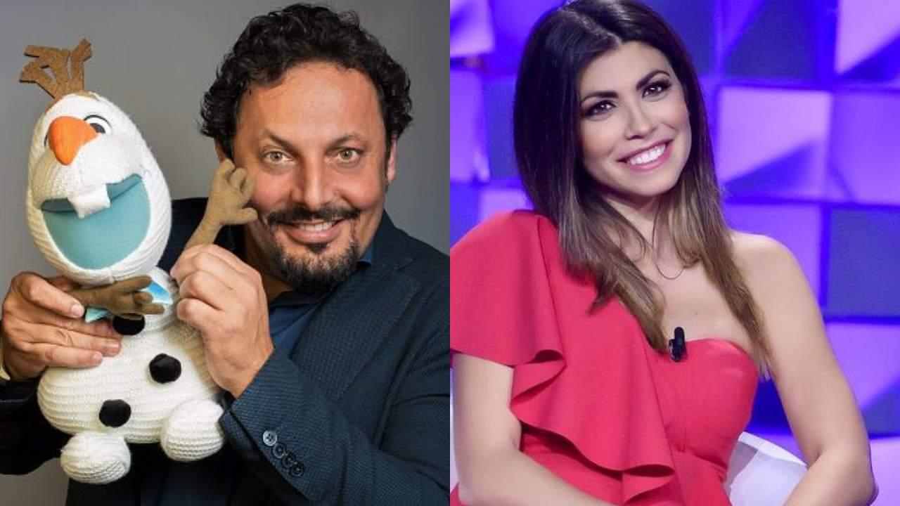 Enrico Brignano e Flora Canto rivelano il sesso del loro secondo figlio in arrivo: emozione a Verissimo
