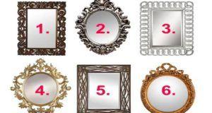 Test personalità: quale specchio preferisci?