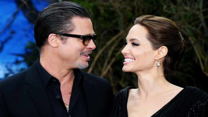 Angelina Jolie accusa Brad Pitt violenza domestica