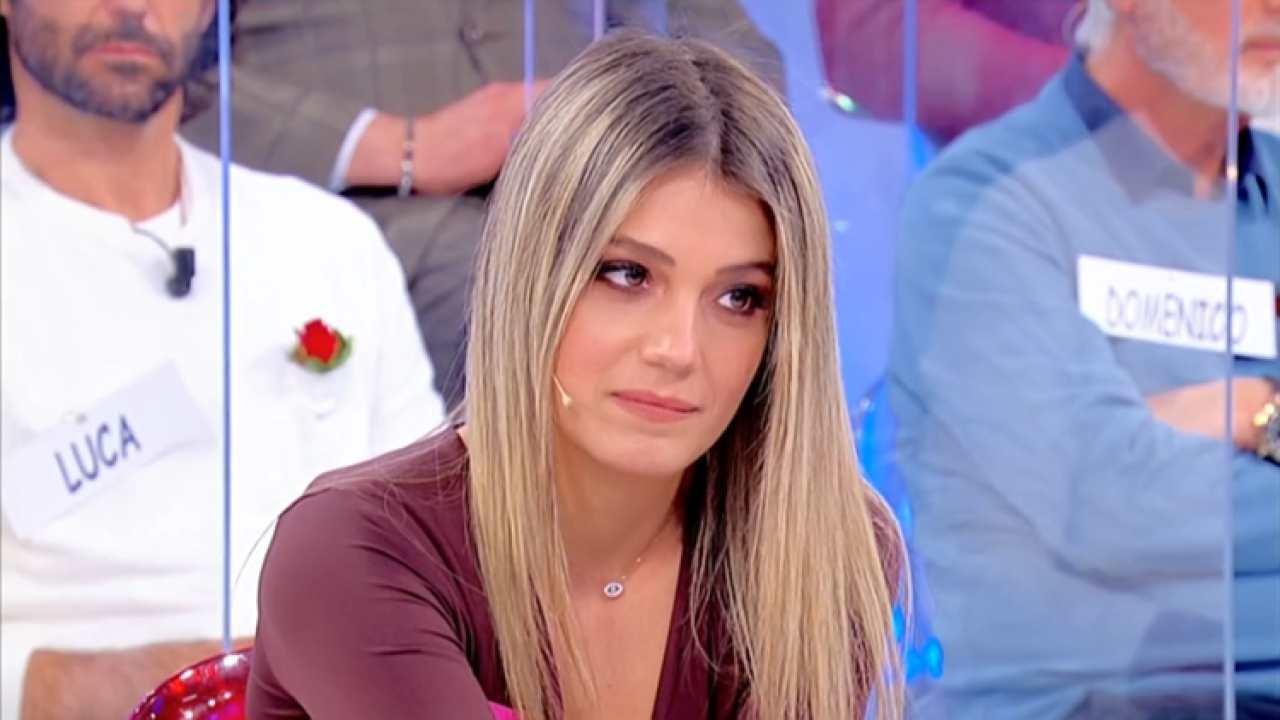 Carolina Ronca Uomini e Donne