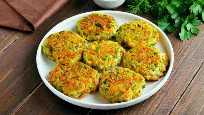Cotolette di zucchine e patate