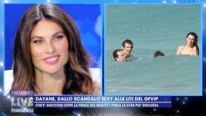 Dayane Mello Leonardo DiCaprio