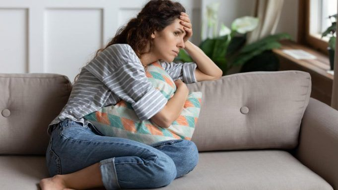 Le emozioni possono provocare dolore nel corpo.