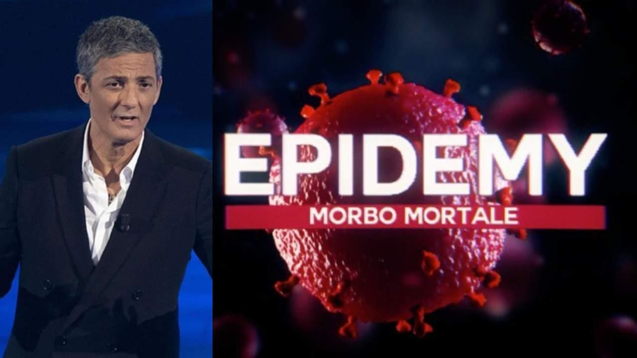 Fiorello Epidemy video