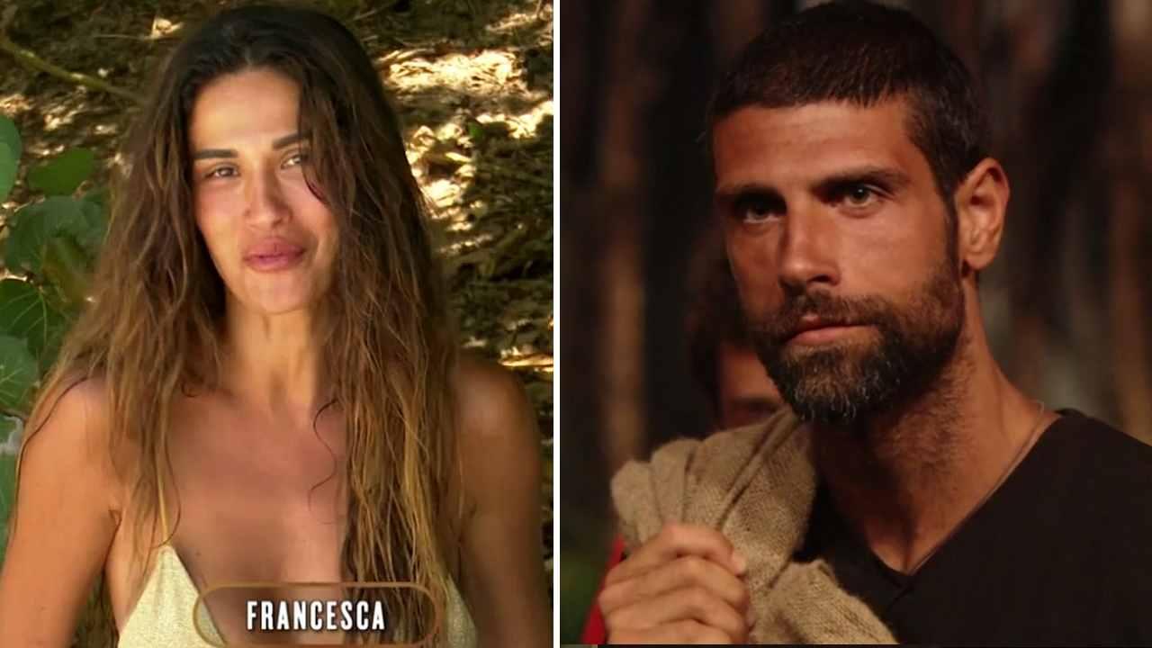 Francesca Lodo e Gilles Rocca
