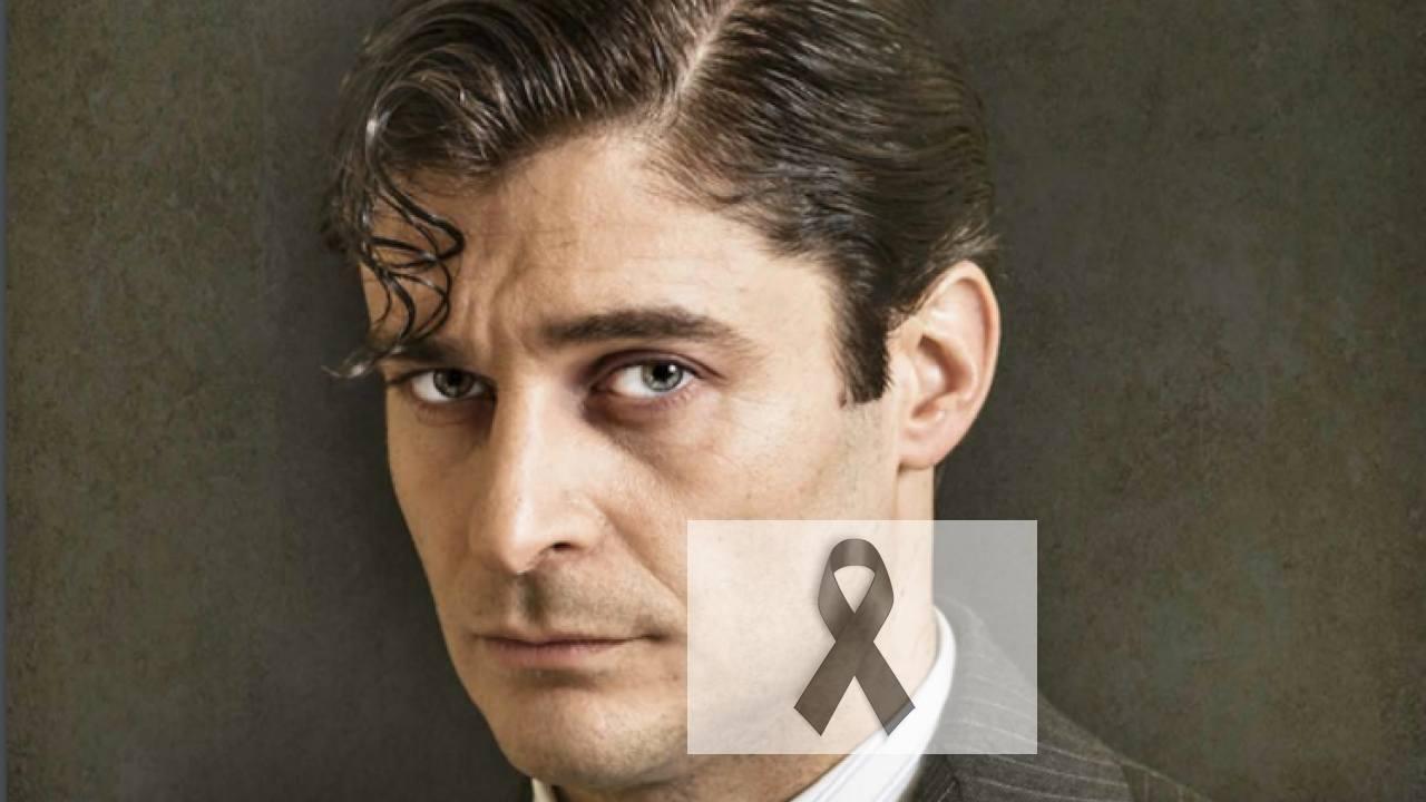 Il Commissario Ricciardi in lutto