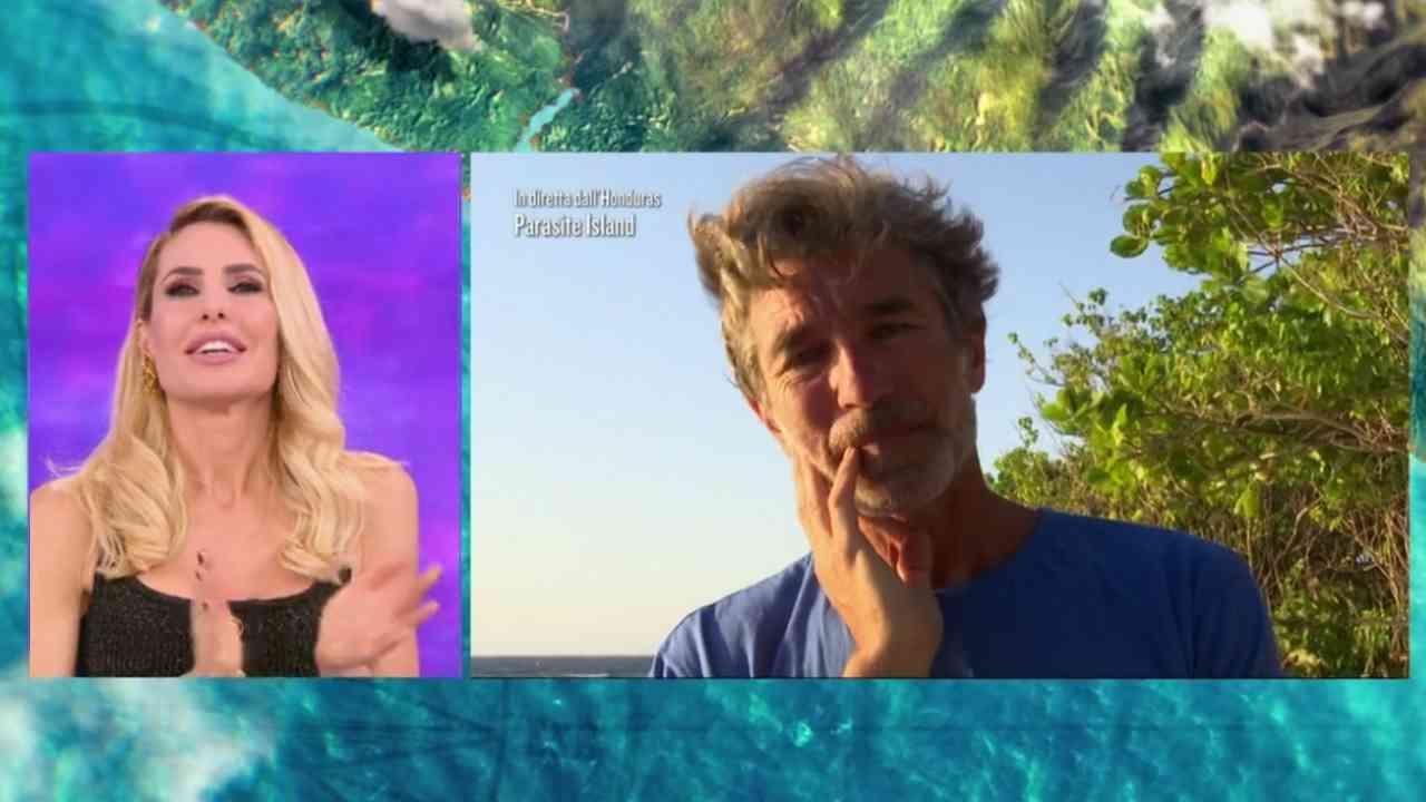 Ilary Blasi e Brando Giorgi, L'Isola dei Famosi 2020