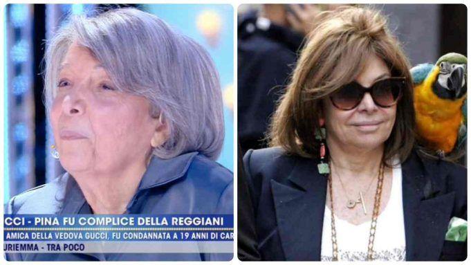 Patrizia Reggiani è pericolosa