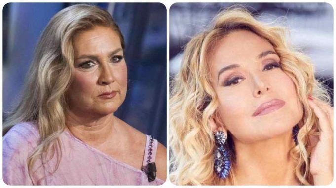 Romina e Barbara D'Urso hanno litigato