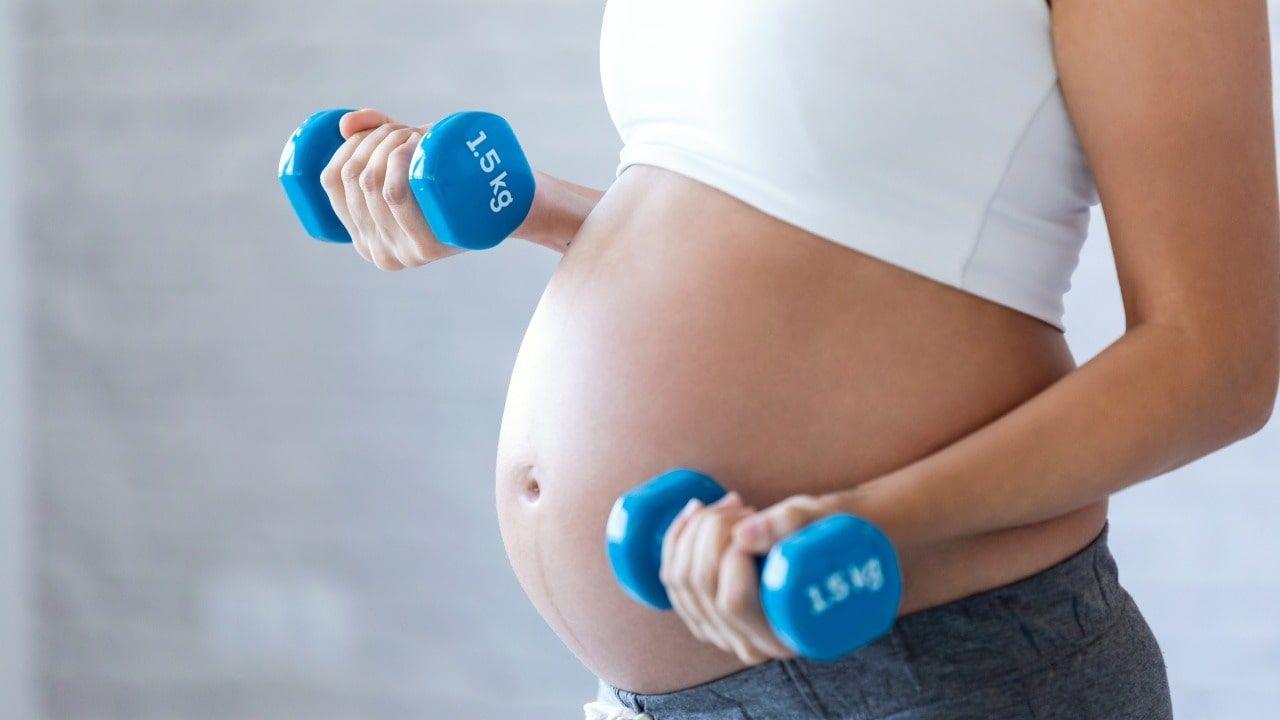 Come mantenersi in forma anche in gravidanza.