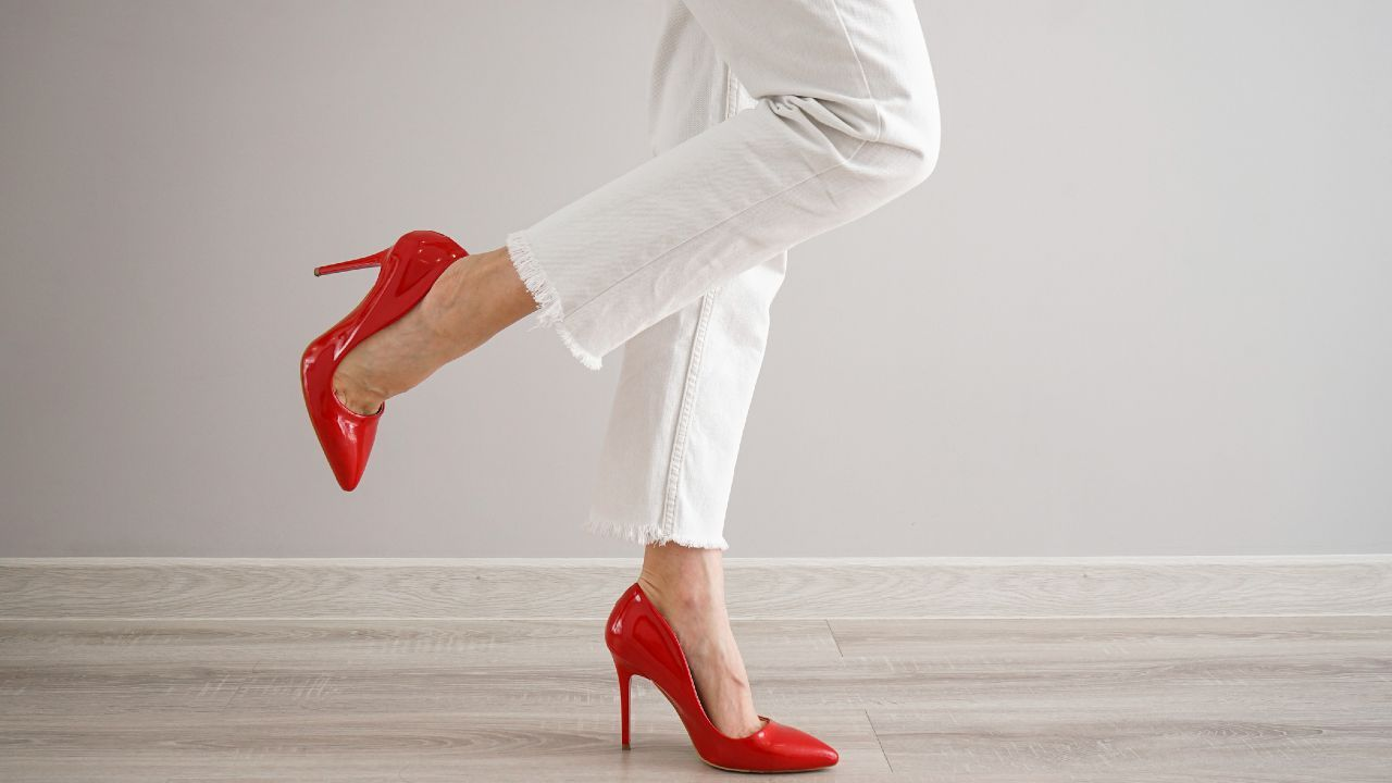 jeans bianco