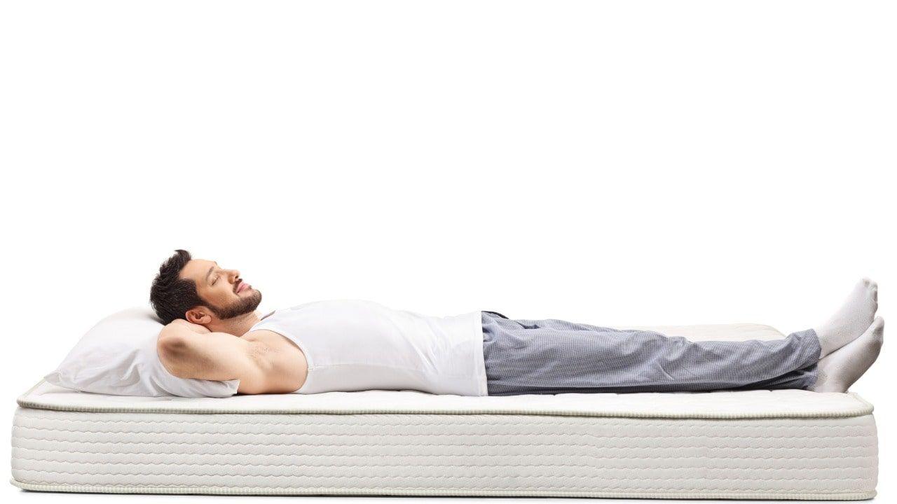 Per dormire bene occorre scegliere il materasso giusto.