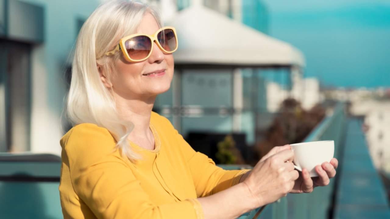 sole e invecchiamento