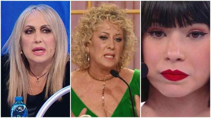 Alessandra Celentano Carolyn Smith Martina Miliddi