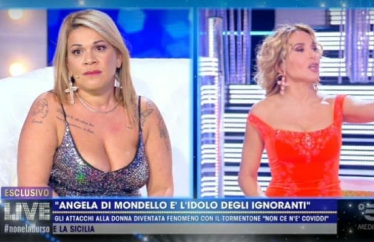 Angela Chianello Barbara d'Urso