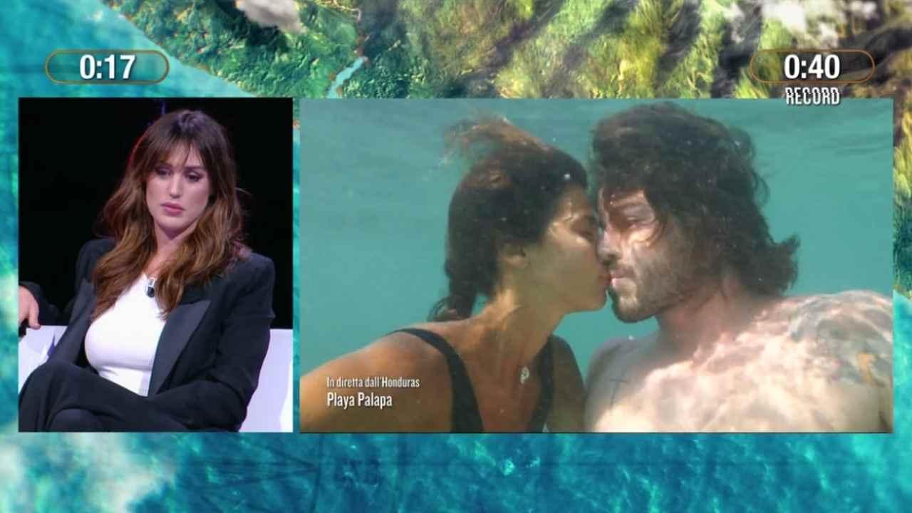 Cecilia Rodriguez, Francesca Lodo e Ignazio Moser