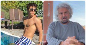 Beppe Grillo, video social