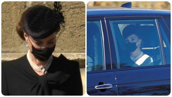 Collana di Kate Middleton