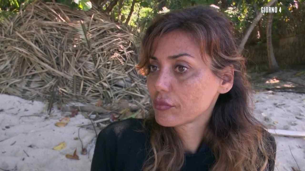 Daniela Martani, L'Isola dei Famosi 2021