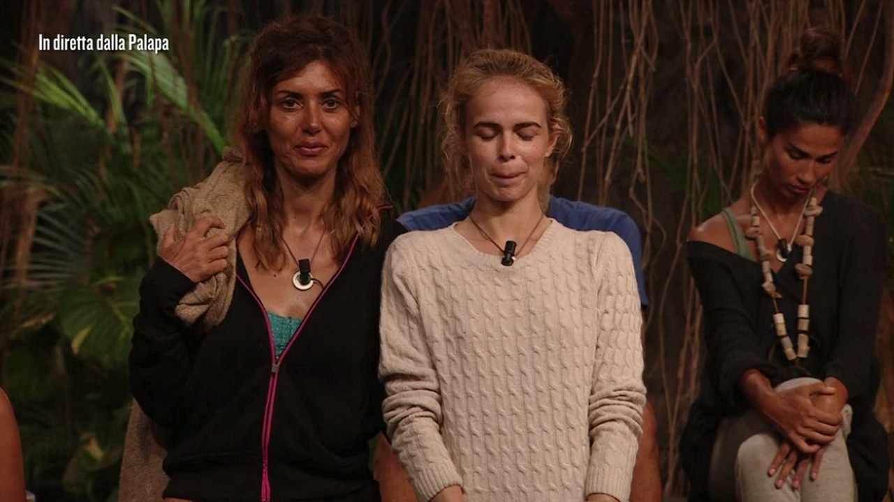 Daniela Martani e Drusilla Gucci, L'Isola dei Famosi 2021