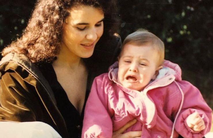 Diana Del Bufalo da bambina 1