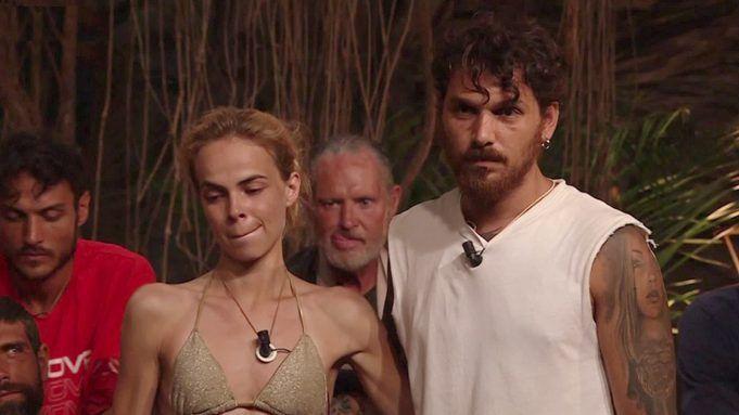 Drusilla e Andrea, L'Isola dei Famosi 2021