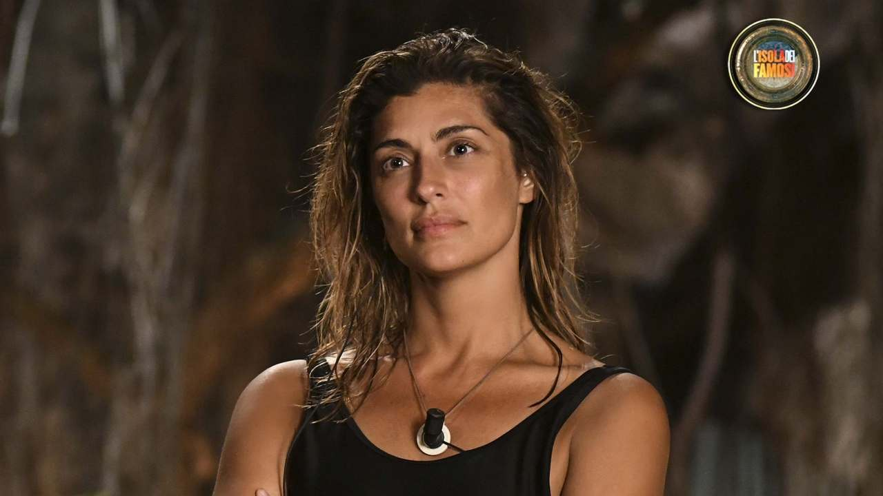 Elisa Isoardi, L'Isola dei Famosi 2021