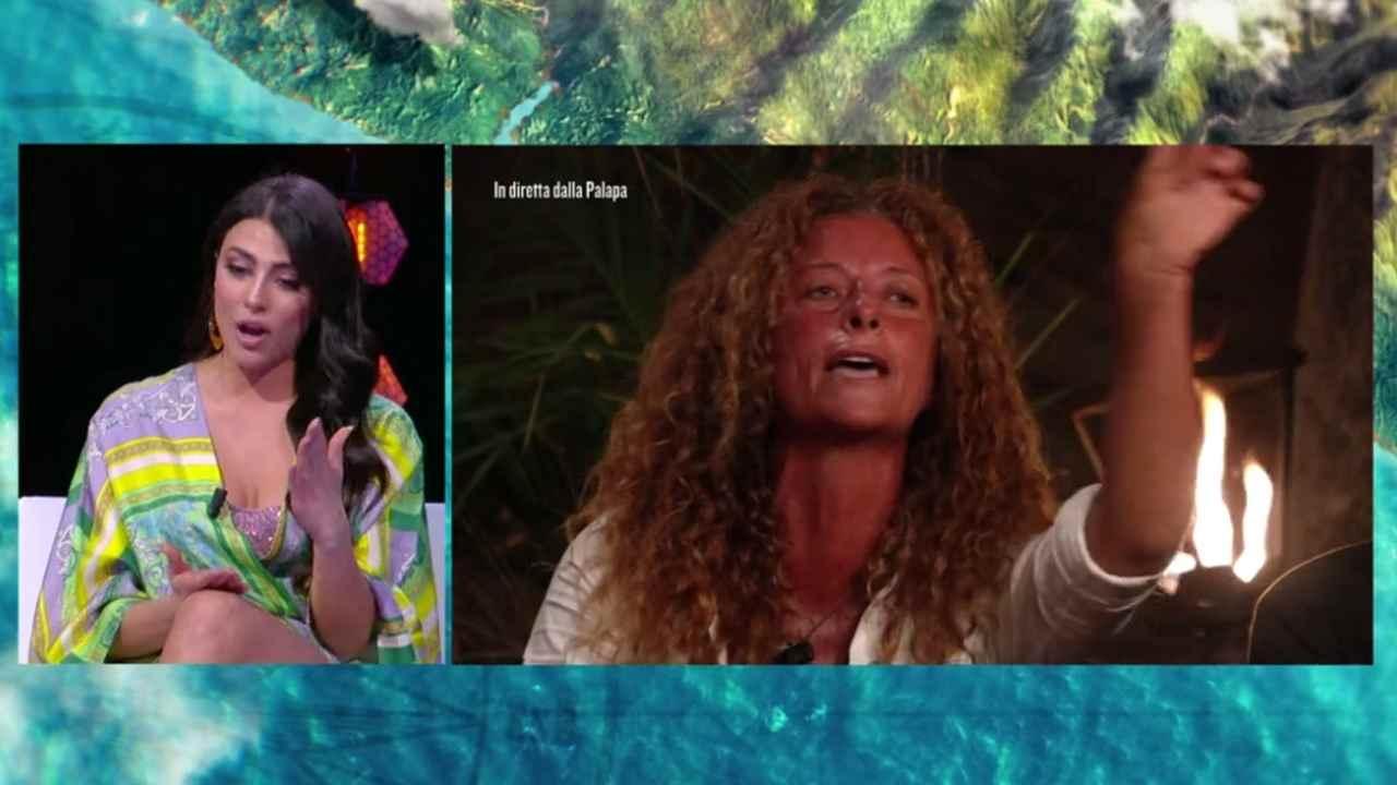 Giulia Salemi e Valentina Persia, L'Isola dei Famosi 2021