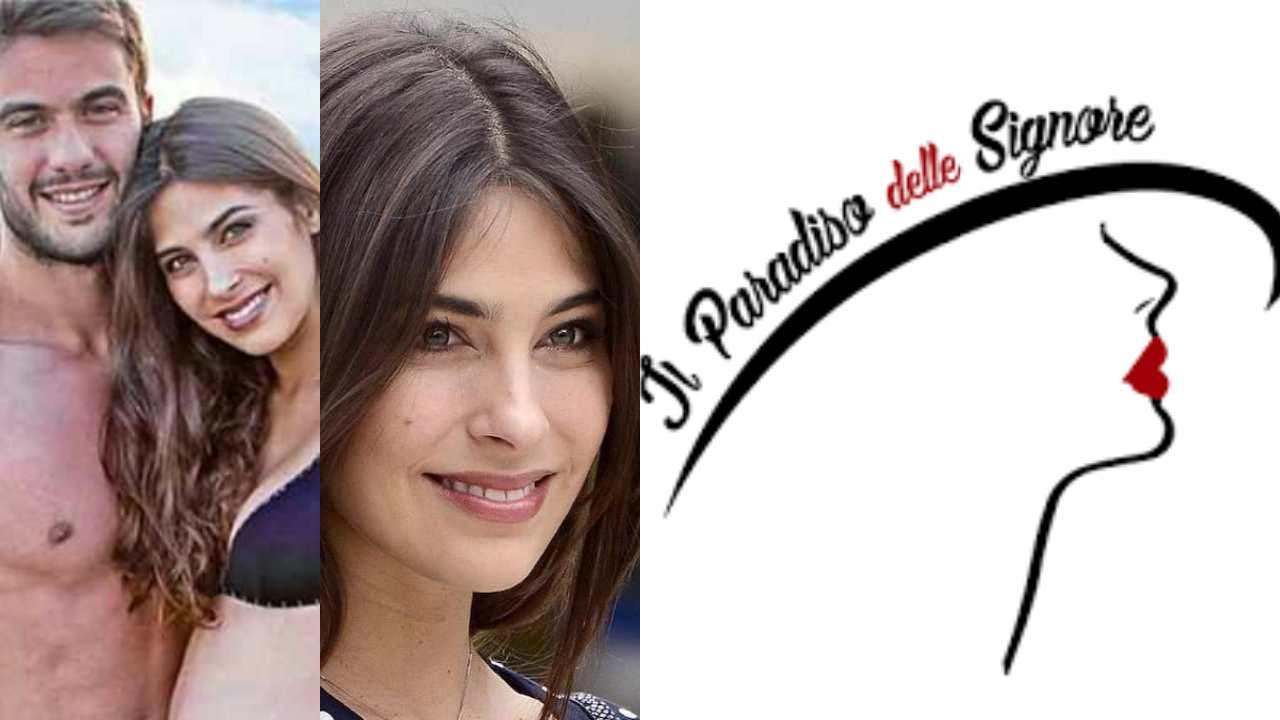 Il Paradiso delle Signore Ariadna Romero Emanuel Caserio