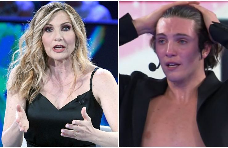 Lorella Cuccarini Tommaso Stanzani Amici 20