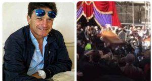 funerali maurizio cerrato, foto Torresette