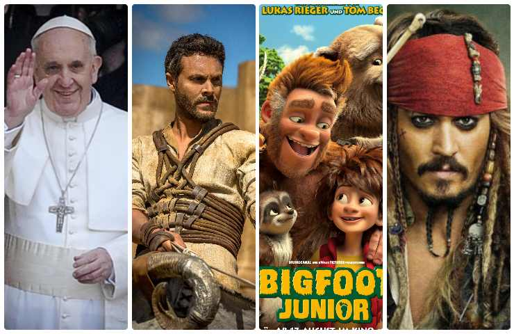 Film e programmi Pasqua 2021
